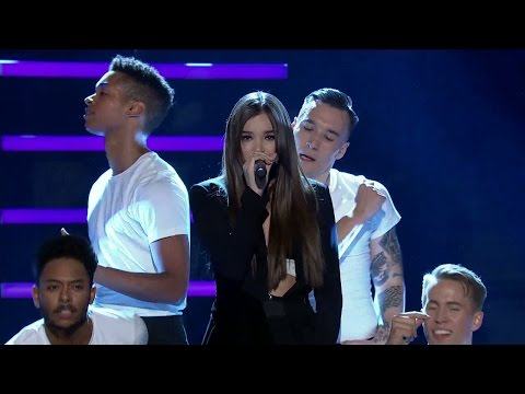Hailee Steinfeld - Love Myself/Starving  LIVE at Swedish Idol 2016