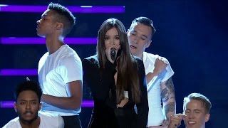 Hailee Steinfeld - Love Myself/Starving (Live) - Idol Sverige (TV4)