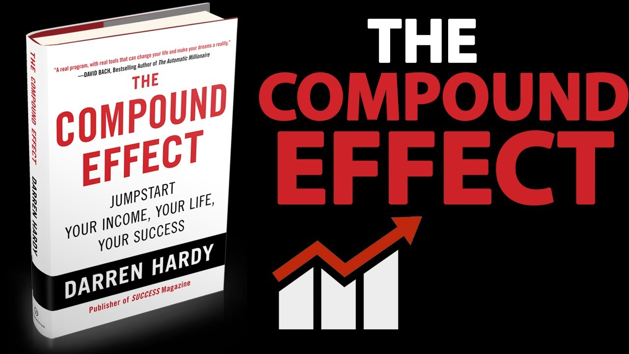 The Compound Effect by Darren Hardy Book Review and Summary - YouTube