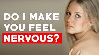 An Unusual Way to Stop Feeling Nervous Around Women
