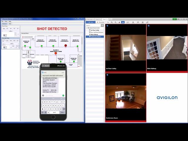 SDS Guardian / Avigilon Integration