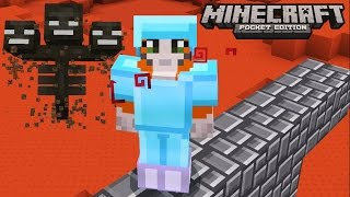 Minecraft: Pocket Edition - Battle Day! - No Home Challenge