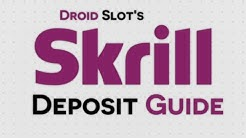 How To Mobile Deposit To Online Casinos Using Skrill 1 Tap