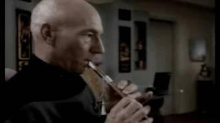 """Star Trek TNG - """"A Bottle of Slivovitz"""""""