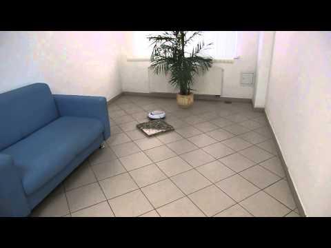 Пылесос с контейнером для пыли Clever&Clean