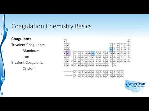 Water Treatment | Coagulation Chemistry Basics