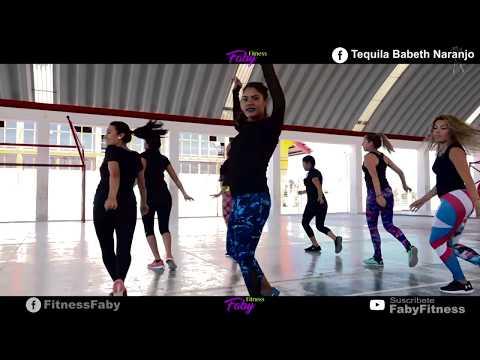 Dulce -  Leslie Grace & Wisin  - Fitness Faby