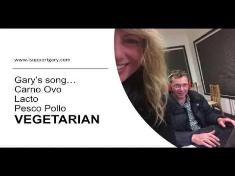 LCHF Anthem - I Am A Carno Ovo Lacto Pesco Pollo Vegetarian. Belinda Fettke