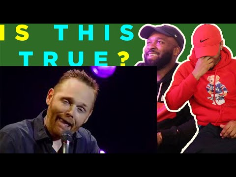 Black Men React To Bill Burr | Epidemic Of Gold Digging Whores