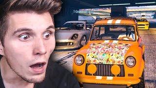 Dieses Auto ist schneller als ein PORSCHE (fail) | GTA Online