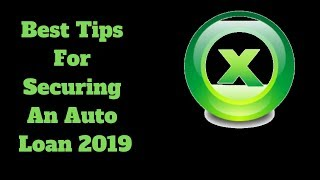 Best Car Loan Tips for 2019