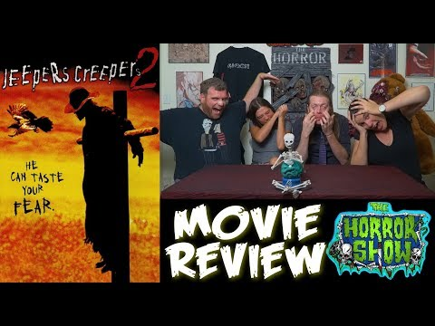 """Jeepers Creepers 2"" 2003 Creature Horror Movie Review – The Horror Show"