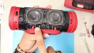 JBL  Charge 3 - How To Repair - charging port