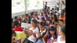 Anonat Paracelis Isabela Mt. Province Mission (Feeding program)