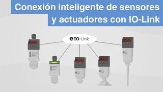Conexión inteligente de sensores y actuadores | IO-Link
