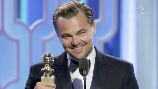 Золотой глобус-2016: кто победил (новост...