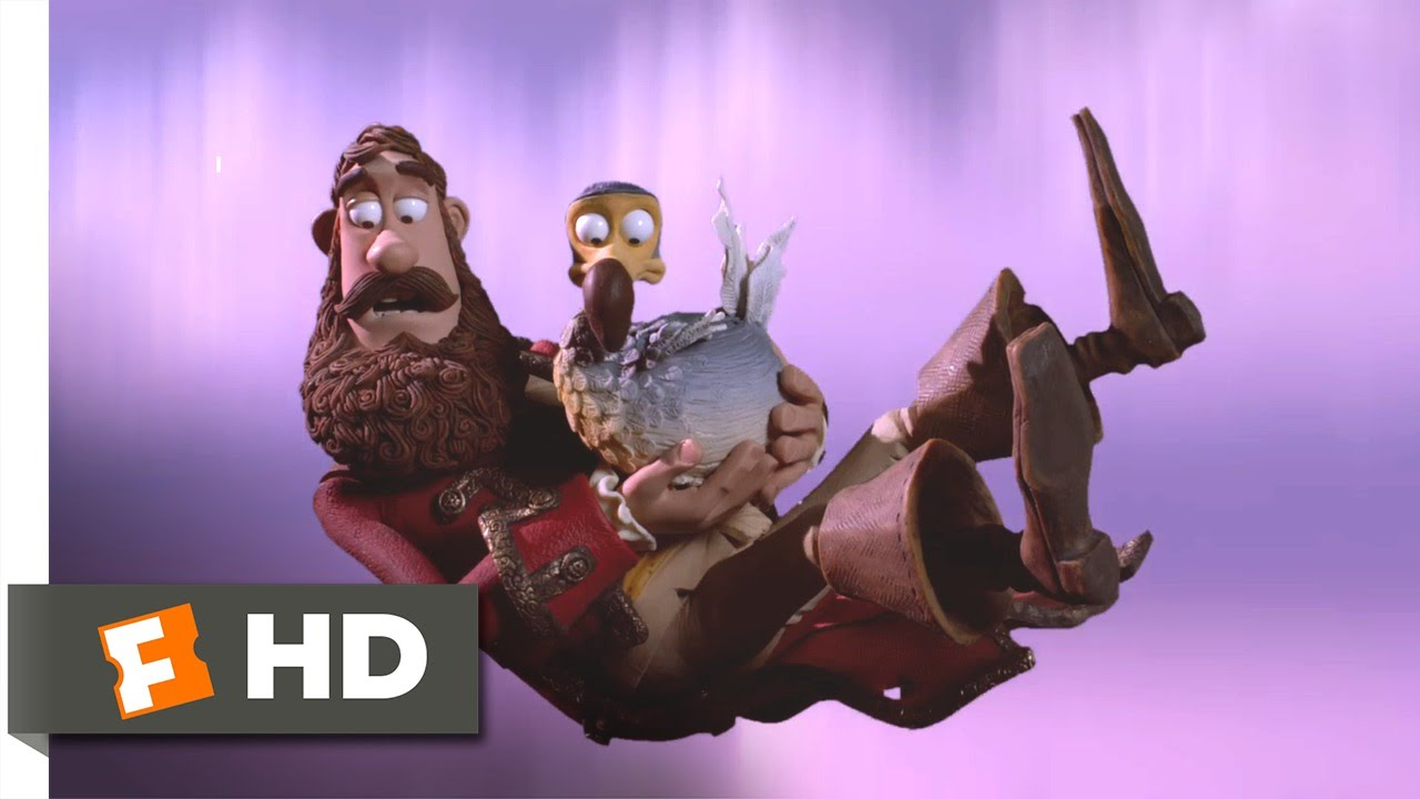 Download The Pirates! Band of Misfits (10/10) Movie CLIP - Welcome Back, Captain (2012) HD