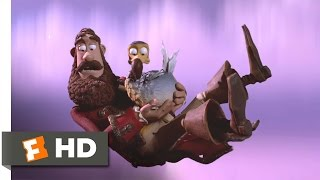 The Pirates! Band of Misfits (10/10) Movie CLIP - Welcome Back, Captain (2012) HD