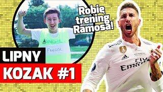 LIPNY KOZAK #1 | Hardkorowy trening Ramosa!