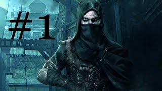 Thief Gameplay Playthrough Part 1 - Erin's Death (PS3/Xbox 360/Xbox One/ PS4)