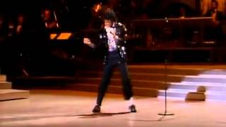 Moonwalk - Michael Jackson - Billie Jean - The First Moonwalk King Of Pop