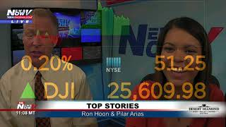 FRIDAY TOP STORIES: Ron Hoon & Pilar Arias discuss breaking news and headlines
