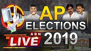 AP Elections 2019 LIVE | Assembly & Lok Sabha 2019 Elections | ABN LIVE