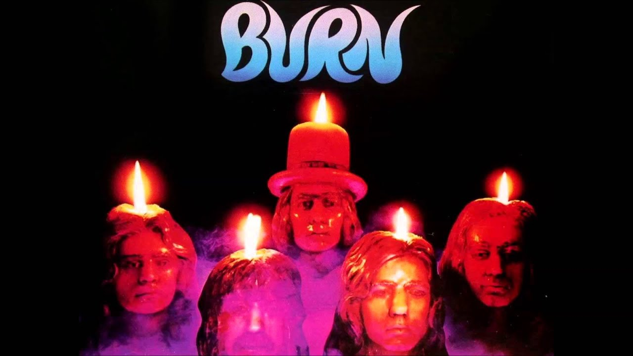 Deep Purple - Into The Fire