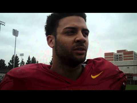 ESPNLosAngeles.com: USC running back Dillon Baxter talks after spring practice No. 6 4/2/11