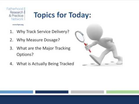 Inside the Black Box: Measuring Service Delivery, Client Engagement and Program Fidelity