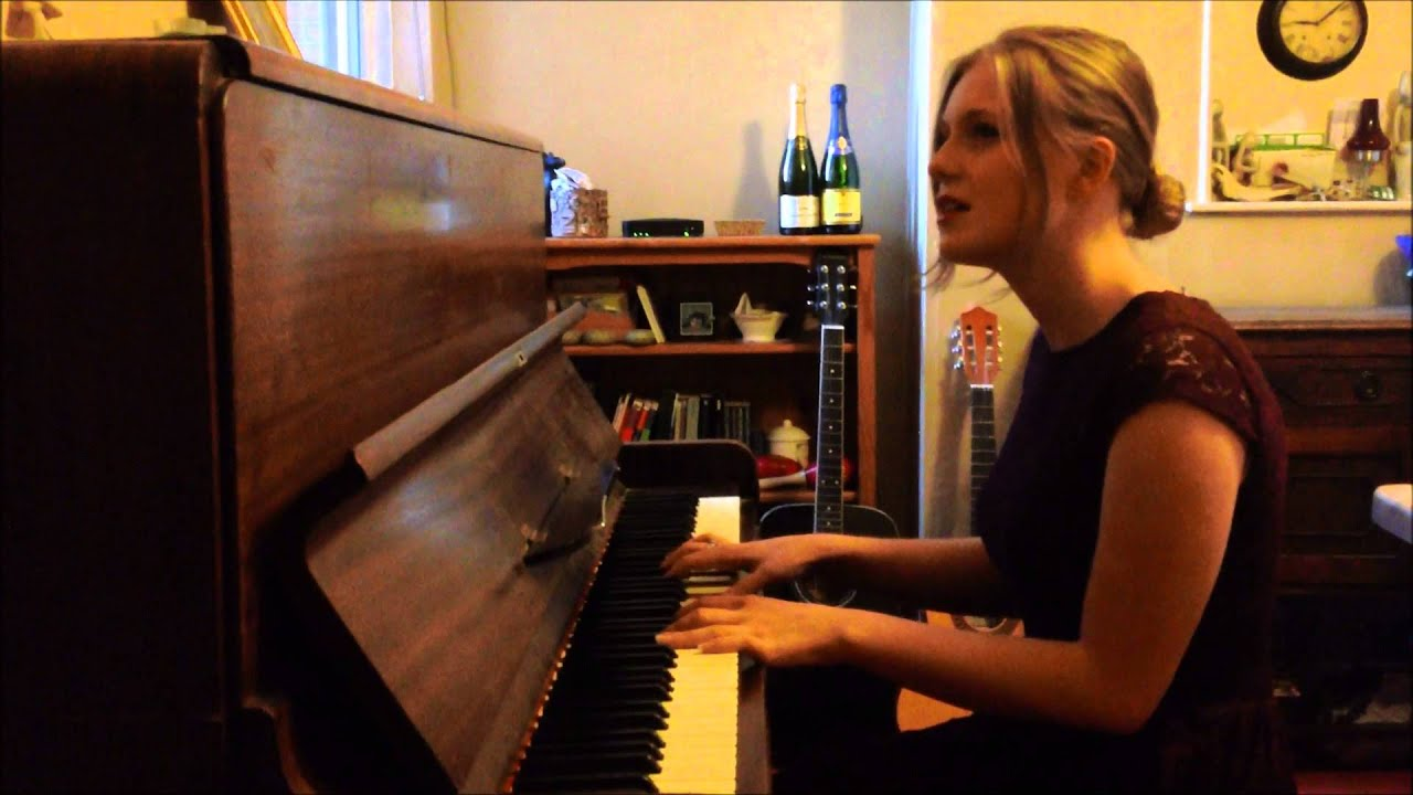 Chandelier (Sia) - Holly Musgrave - YouTube