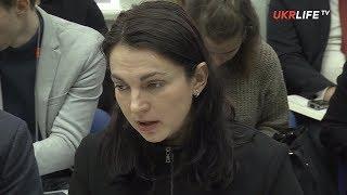 Сценарії виводу миротворців із України важливо виробити заздалегідь, - Ганна Гопко