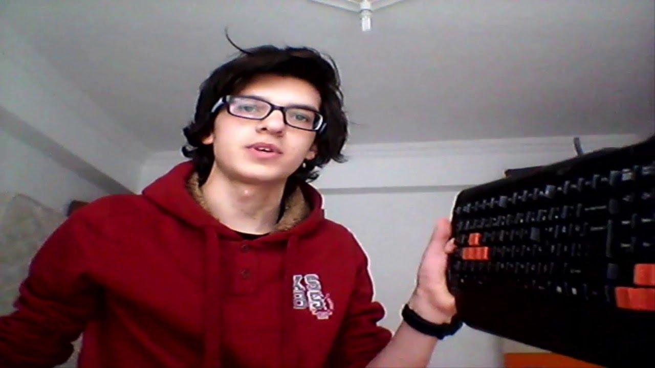 A4 tech x7 klavye