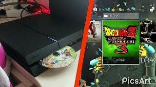 DRAGON BALL Z BUDOKAI TENKAICHI 3 PS4