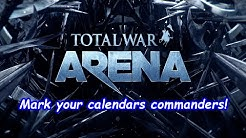 Total War: Arena 2020 release date announced!