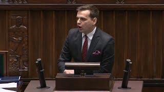 Polski Sejm to banda złodziei najgorszego sortu - Jakub Kulesza