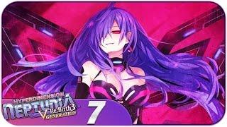Hyperdimension Neptunia Re;Birth 3 (PC, Let