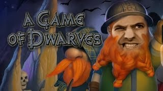 A Game of Dwarves / 2012 PC / Gameplay / Recenzja