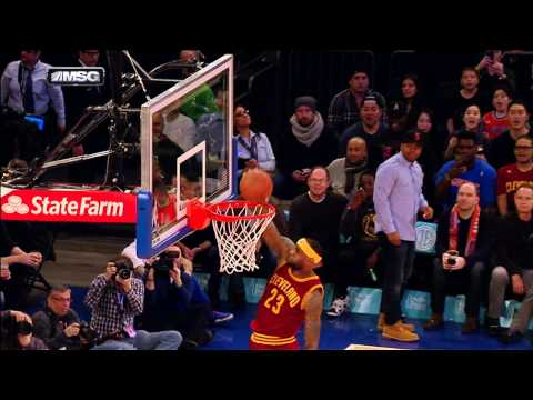 Top 10 NBA Plays: February 22nd