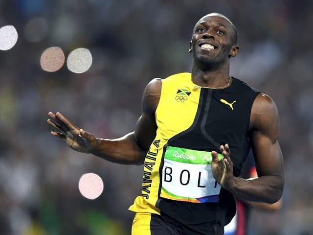 Minute Motivation - Usain Bolt #shorts