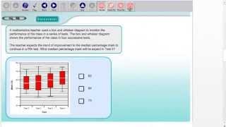 QTS Maths Test 01 (Calculator Section) - Complete Solutions