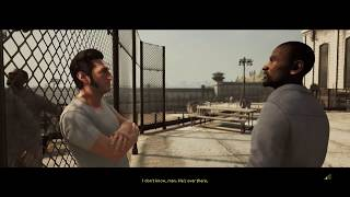 """PRISON PALS"" A Way Out - Gameplay Walkthrough (Part 1)"