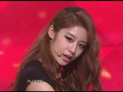 T-ARA - Lovey Dovey, 티아라 - 러비 더비, Music Core 20120107