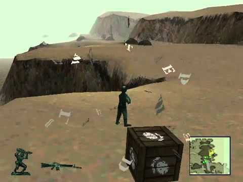 Army men ps1