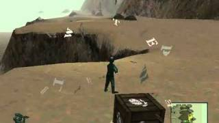 Army Men 3D Level 1 - Playstation PS1