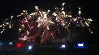 Batang Pinoy National Championship 2019 (Fireworks display)
