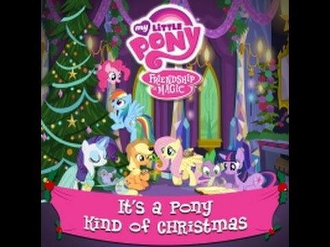 MLP All songs,  It's a pony Kind of Christmas, Album [HD]