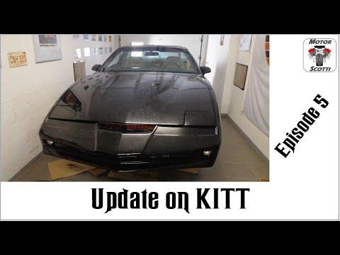Update On KITT & My Advice On Project Cars