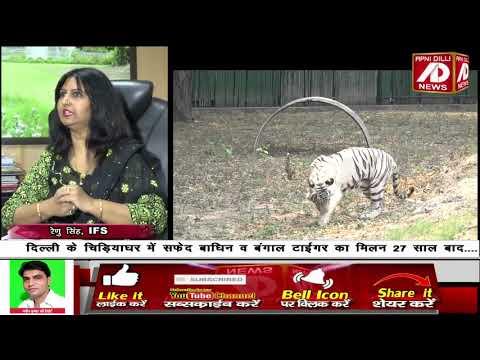 27 साल बाद शावकों से गुलज़ार होगा दिल्ली का चिड़ियाघर