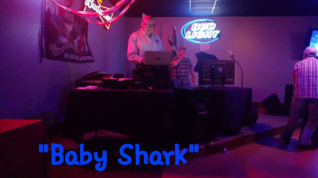 "Mr. Earl Timmons Singing ""Baby Shark"""